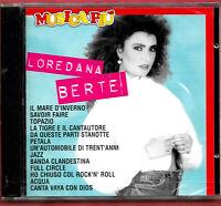 LOREDANA BERTE CD Sigillato 1997 Serie Musicapiù