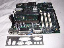 Intel RC440BX 719448-205 Mainboard Slot 1 PC Computer mit Blende Platine ISA