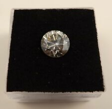 Moissanite - Brillant - Diamond VVS 1 - White - Weiss - 1,62 Ct. 7,80 x 4,94 mm