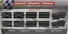Carrera 26956 Extension Set 3 for 1/24 & 1/32 Slot Car Tracks