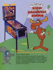 Rocky & Bullwinkle Pinball