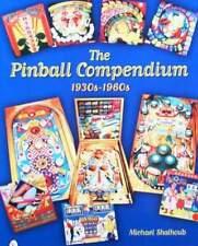 BOEK/BOOK :  PINBALL/FLIPPER 1930s 1960s  30s 40s 50s 60s flipperkast