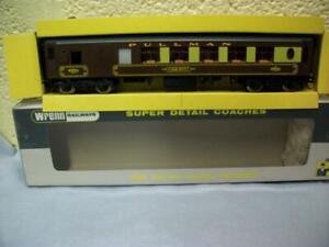 BR Pullman Brake 2nd Dining Car 'Car No 77' Wrenn No W6000 '00' Very Good P3 Box