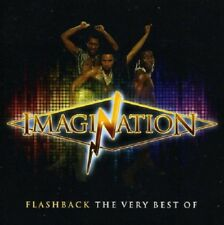 Imagination Very Best Of CD NEW SEALED Body Talk/Just An Illusion/Music & Lights