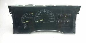 Speedometer MPH US Market Classic Style Cluster Fits 95-00 TAHOE 249255