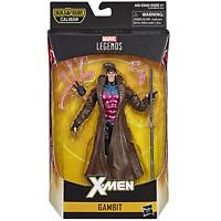Marvel Legends GAMBIT Figure BAF Caliban Hasbro 2019 X-Men Avengers Spider-Man