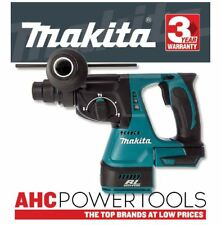 Makita DHR242Z 18V Cordless li-ion SDS Plus Brushless Hammer Drill - Body Only