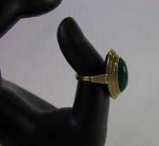 Ring mit Grünem Stein in Antike Goldringe günstig kaufen | eBay