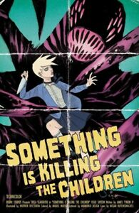 Something Is Killing The Children #16 Megan Hutchison-Cates Variant