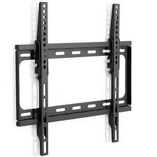 26-55 in SLIM INCLINAZIONE REGOLABILE TV Staffa Di Montaggio a Parete per 3D LCD LED Plasma