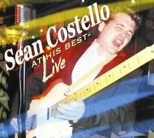 AT HIS BEST-LIVE - COSTELLO SEAN [CD]