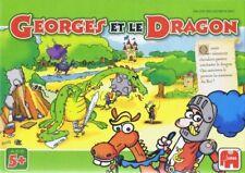 Jeu de plateau : Georges et le Dragon