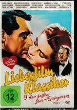Liebesfilm Klassiker  / 9 der besten Love-Evergreens Filme Box 3 DVD neu