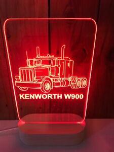 Customized Kenworth W900 Truck LED sign light 240mm x 140mm