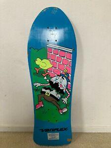 Vintage 1980s Variflex Skateboard Humpty Dumpty Old School 80s