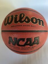 """Wilson Solution NCAA Official Game Basketball Size 6 28.5"""" Pre owned"""