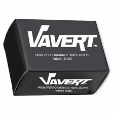 Vavert 700 X 25 32c Road Hybrid Commuter Bike 60mm Presta Valve Spare Inner Tube Single