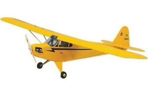 1/8 Scale Piper J-3 ElectriCub Plans, Templates and Instructions 58ws