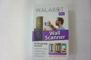USE Walabot DIY Imaging Device for Android Smartphones Detect Studs