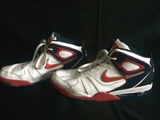 Nike Air Flight Basketball Shoes Falcon 397204-168 Men Size 13 Red White Blue