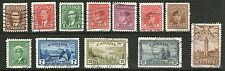 Canada #3 -  Stamp Collection from Old Album  -  Used