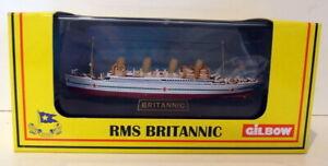 Gilbow 1/1750 Scale Plastic - E10002 RMS Britannic (Hospital) Cruise liner