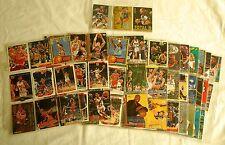 Lot of 106 Basketball Nba Cards 1994-1997 Fleer / Nba Hoops / Upper Deck Jordan