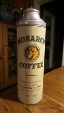 Antique Advertising  MONARCH COFFEE THERMOS Monarch Foods, Reid Murdoch & Co.