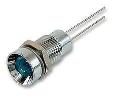 LED INDICATOR CR 5MM BLUE Opto-electronics LED - SC07662