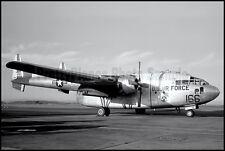 USAF Thunderbirds C-119F Flying Boxcar 51-8166 1950's 8x12 Photos
