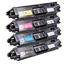KIT 4 Toner Compatibile per Brother TN-900 MFC-L9550CDWT HL-L9200CDWT