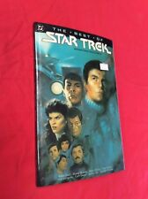 The Best of Star Trek First Edition. NM Condition, Unread Book, Comics 1991?