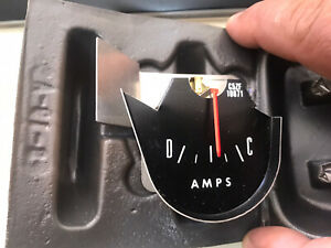 NOS Ford Mustang GT Shelby GT350 Ammeter Guage CR22-10850A
