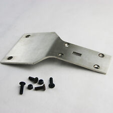 Steel front lower skid plate bumper for hpi rovan km baja 5b 5t 5sc buggy truck