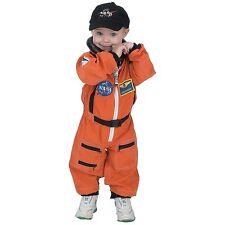 Jr. Astronaut Suit Costume Halloween Fancy Dress