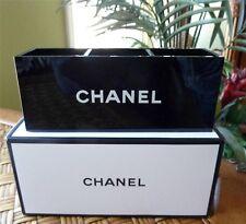 USA NIB Chanel Brush holder long style Box  FREE SHIP Acrylic Organizer Storage