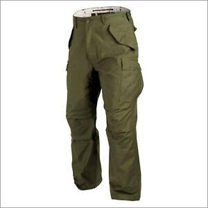 Helikon-Tex M65 Trousers - Olive Green