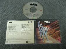 Time Life Music classic rock 1966 - CD Compact Disc