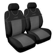 XL-BL Blau Universal Auto schonbezug Set Sitzbezüge für FIAT SEICENTO Kunstleder