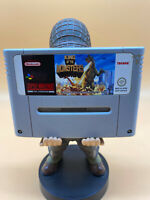 SNES ** King of the Monsters, Super Nintendo Spiel Super Zustand! PAL Version!!
