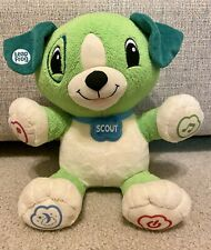 New ListingLeap Frog My Pal Scout Kids Educational Talking Electronic Plush Toy (Tested)