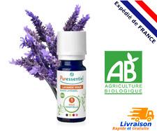Huile Essentielle de Lavande vraie Certifié Bio 100% pure et naturelle 10 ml