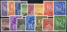 Colony George VI (1936-1952) Seychelles Stamps (Pre-1976)