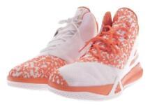 Mens Large Size Adidas Made You Look  Orange Basketball Shoes 19 M..396B