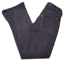 LEVI'S 572 Jean fille 11-12 ans W26 L28 en coton noir bootcut