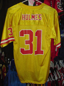 Kansas City Chiefs Priest Holmes Reebok Throwback YOUTH Jersey Large 14-16 NWT!