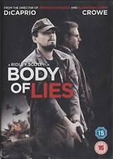 BODY OF LIES - Leonardo DiCaprio, Russell Crowe (DVD09)
