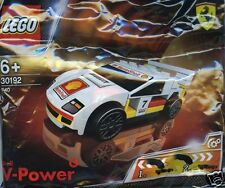 LEGO Ferrari Shell 30192 V-Power F40 mit Rückziehmotor