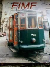 Bollettino FIMF Modellisti ferroviari n°247 2002