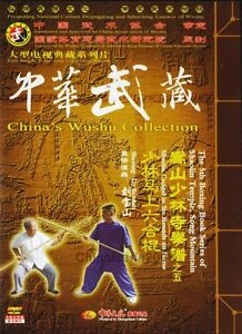 ShaoLin Cudgel in Six Rounds on Horse by Liu Baoshan 2DVDs - No.005